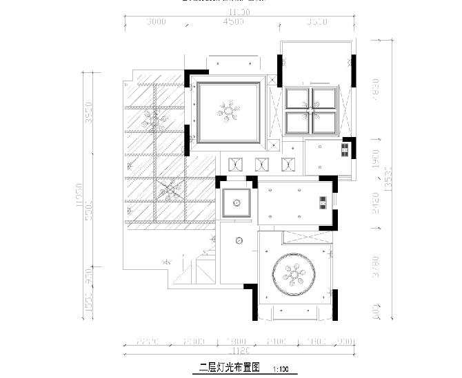 重庆芊墨装修公司项目案例汇祥林里3000