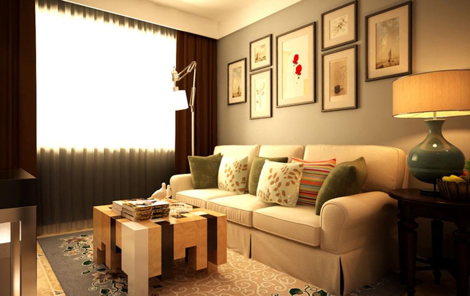 重庆意德琳装修公司项目案例半山七号-现代风格