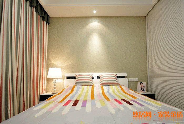重庆九翔装修公司项目案例中渝梧桐郡风格123㎡现代风格