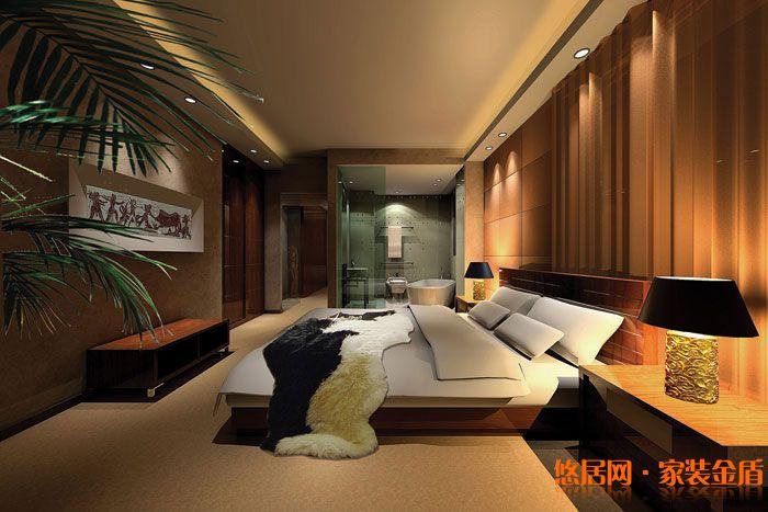 重庆九翔装修公司项目案例海阔天空现代风格