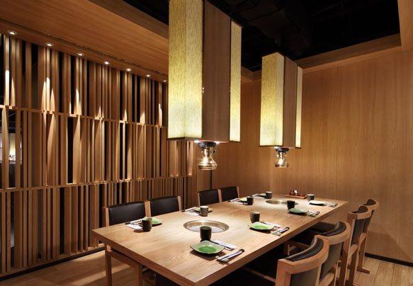 日式餐厅效果图