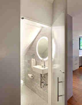 100平米现代三室卫生巾效果图