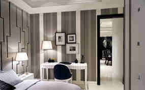 100平米后现代大户型卧室效果图