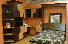 90平米混搭三室卧室效果图