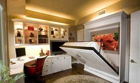 100平米欧式跃层卧室效果图