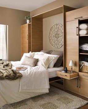 120平米新中式大户型卧室效果图