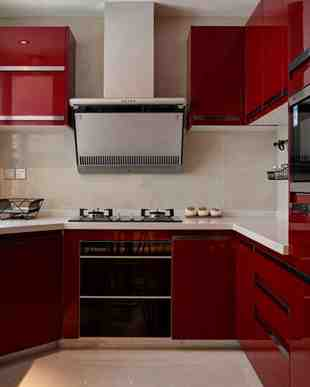 10平米中式小户型厨房装修效果图