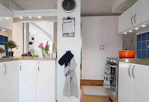 5平米北欧小户型厨房装修效果图