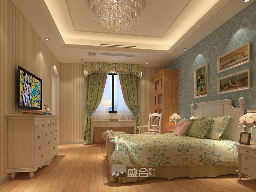 重庆盛合装修公司项目案例联排别墅