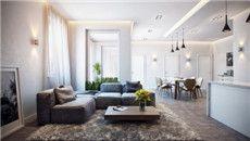 重庆二十四城装修公司项目案例二十四城装饰-保利观澜