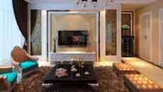 香域中央 欧式风格装修案例/一室/122/总价:6.2万元