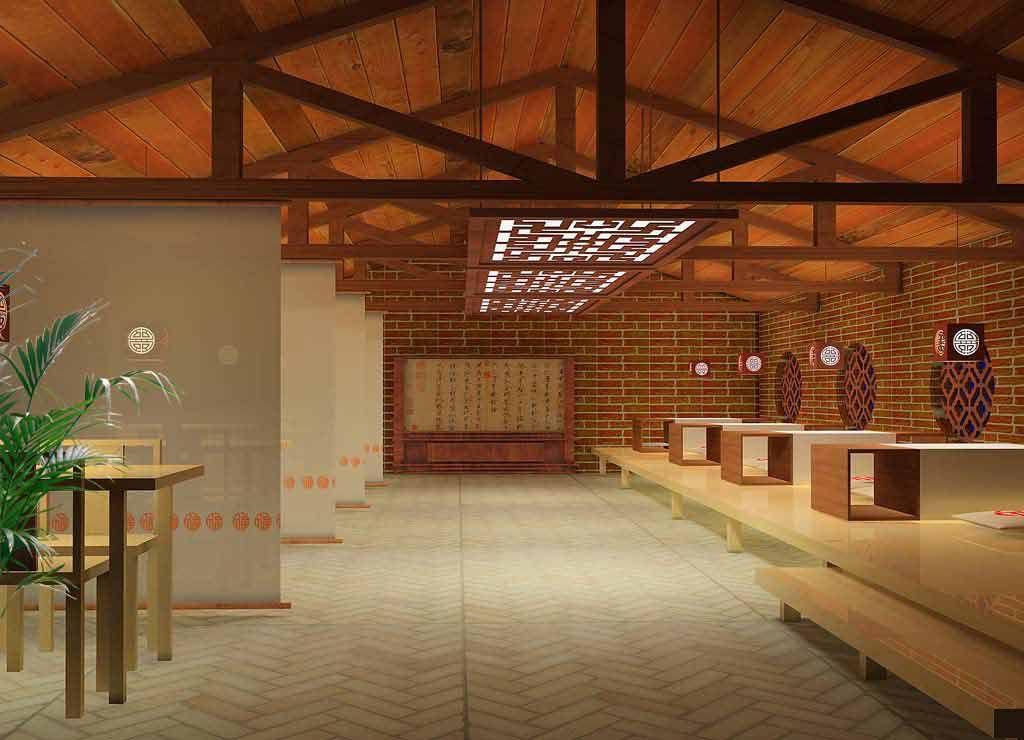 项目案例中式会所