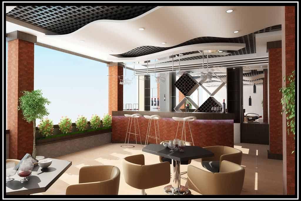 项目案例西餐厅