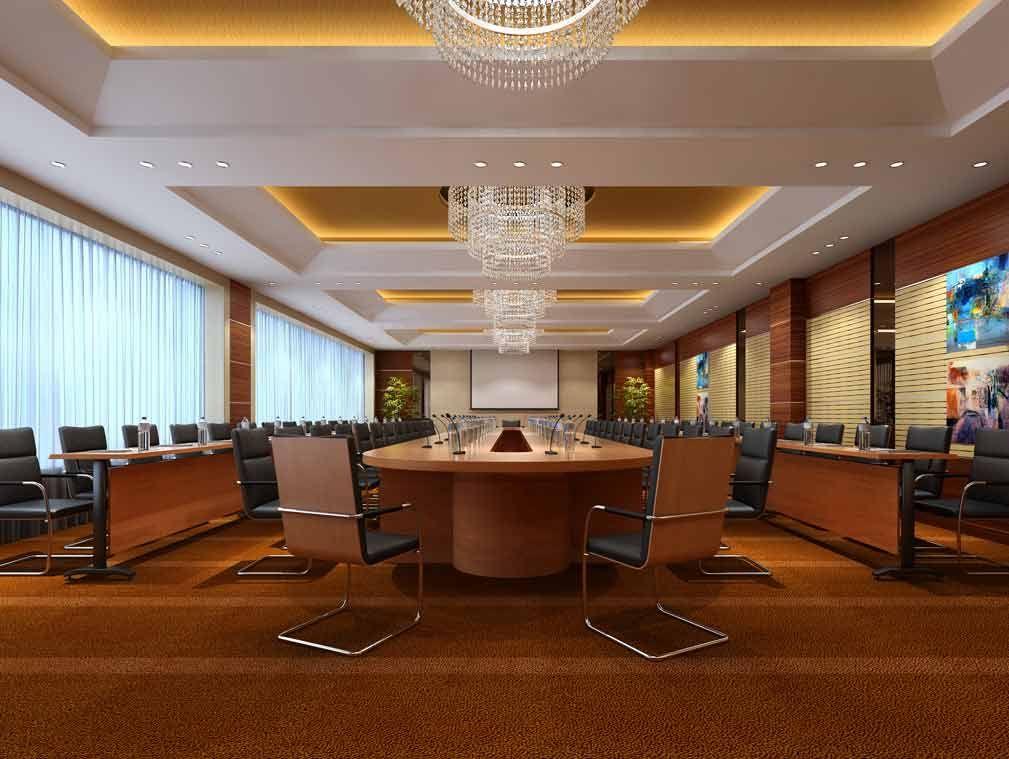 项目案例XX酒店会议厅