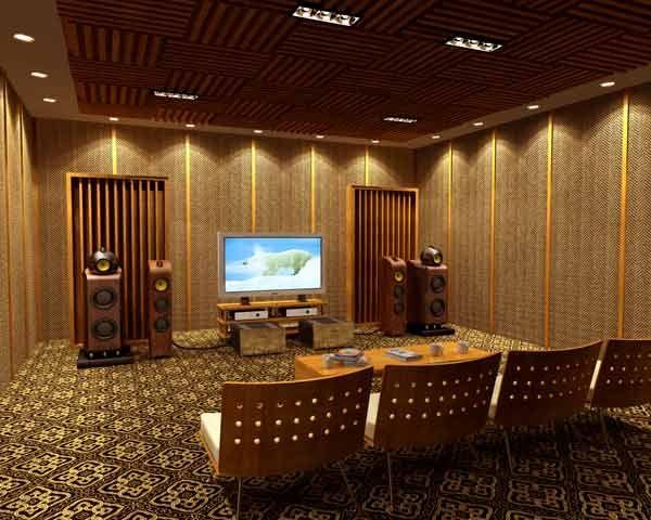 项目案例录音室