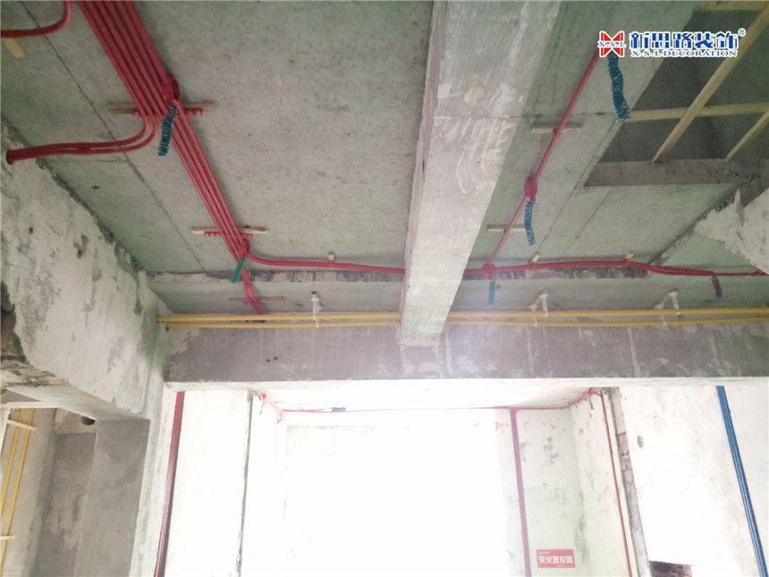 重庆新思路装修公司项目案例新思路装饰--金域学府