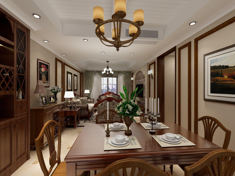 重庆美的家装修公司项目案例美的家鸿馆  和弘江山国际