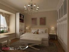 【美的家装饰】鲁能十一街区/三室两厅两卫/118/总价:8万元