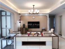 【重庆生活家】130平 新中式风格/三室二厅二卫/130/总价:21万元