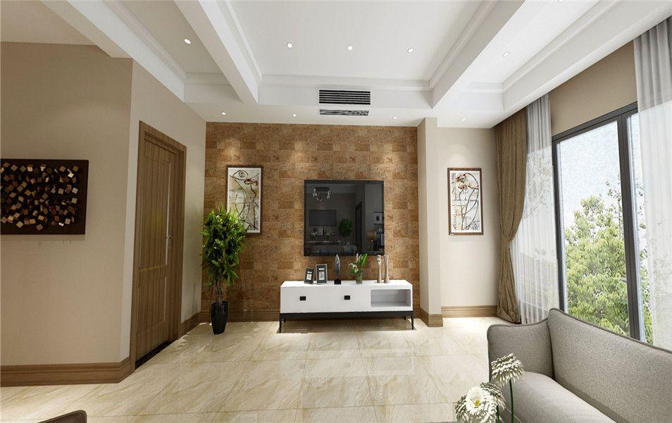 重庆美的家鸿馆装修公司项目案例《鸿馆整装》复地·花屿城