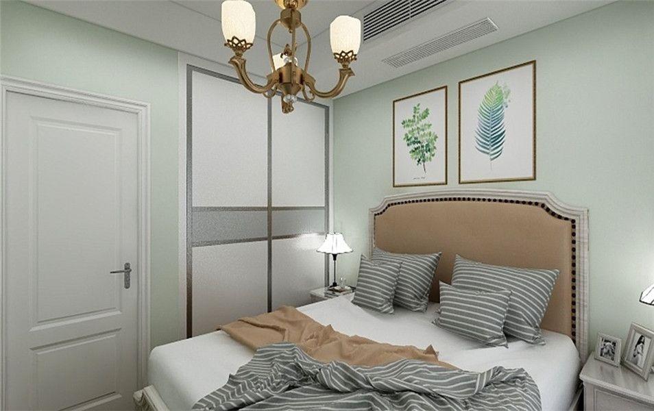 重庆乐尚装修公司项目案例乐尚装奥园越时代美式风格