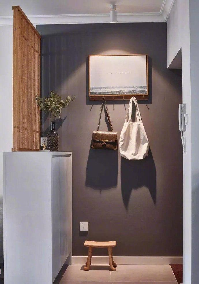 项目案例96㎡温馨北欧三居设计。