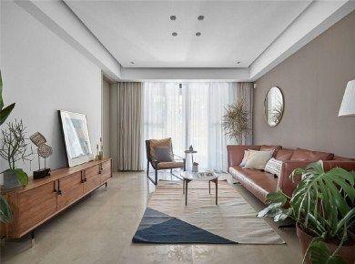 极简北欧风格家居装修设计