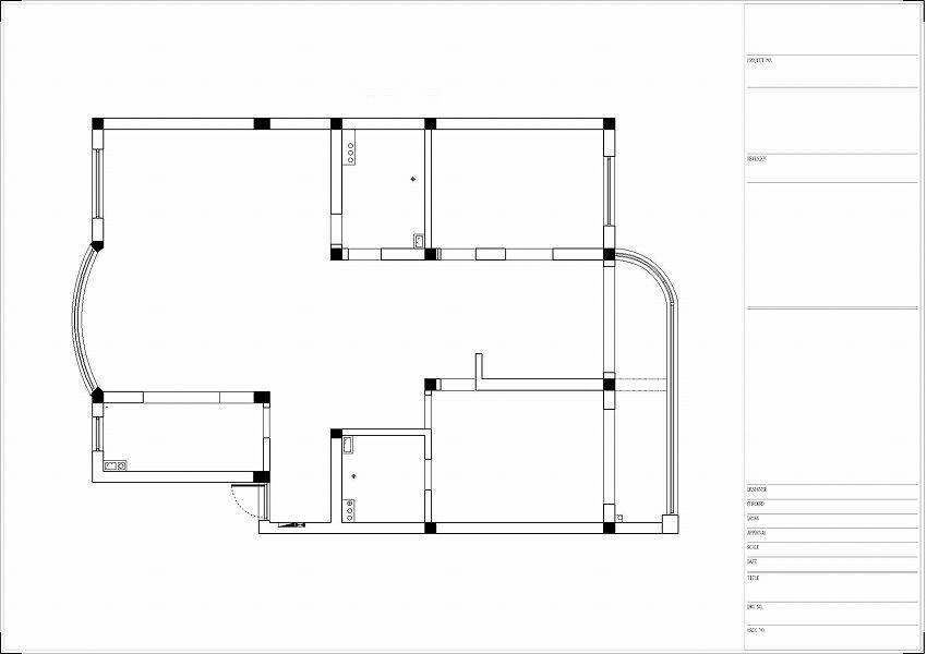 项目案例首创鸿恩140平中式四居室~