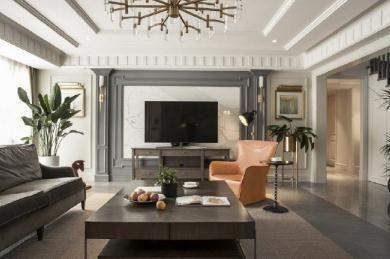 【佳天下装饰】美式风格家居装修设计