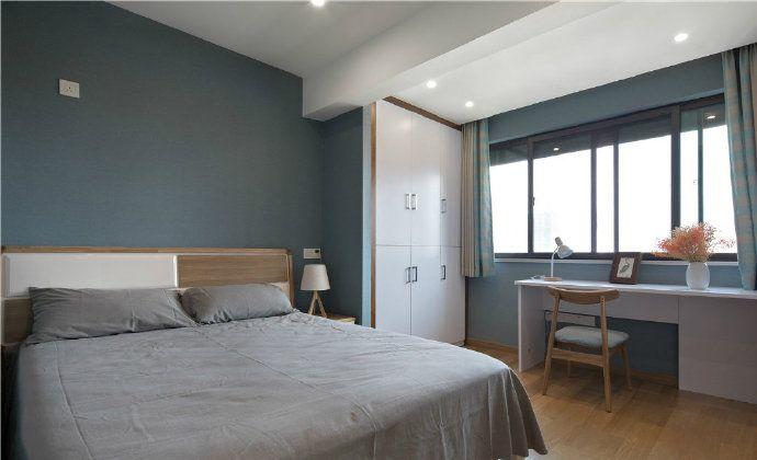 项目案例【佳天下装饰】80㎡北欧简约风格二居室