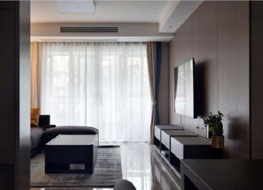 【佳天下装饰】现代轻中式,简约到极致/三室两卫/110/总价:13.8万元