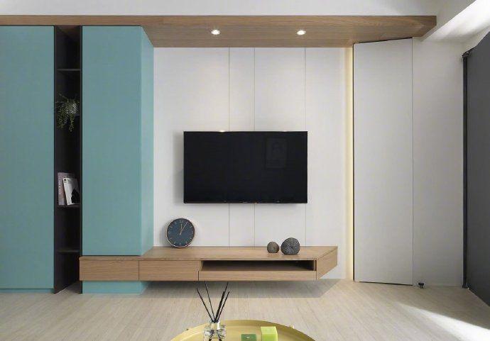 项目案例【佳天下装饰】现代三居室,格局规划太好了