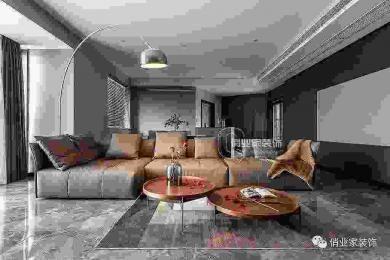 俏业家●金沙港湾丨十五年老宅改造,高级极