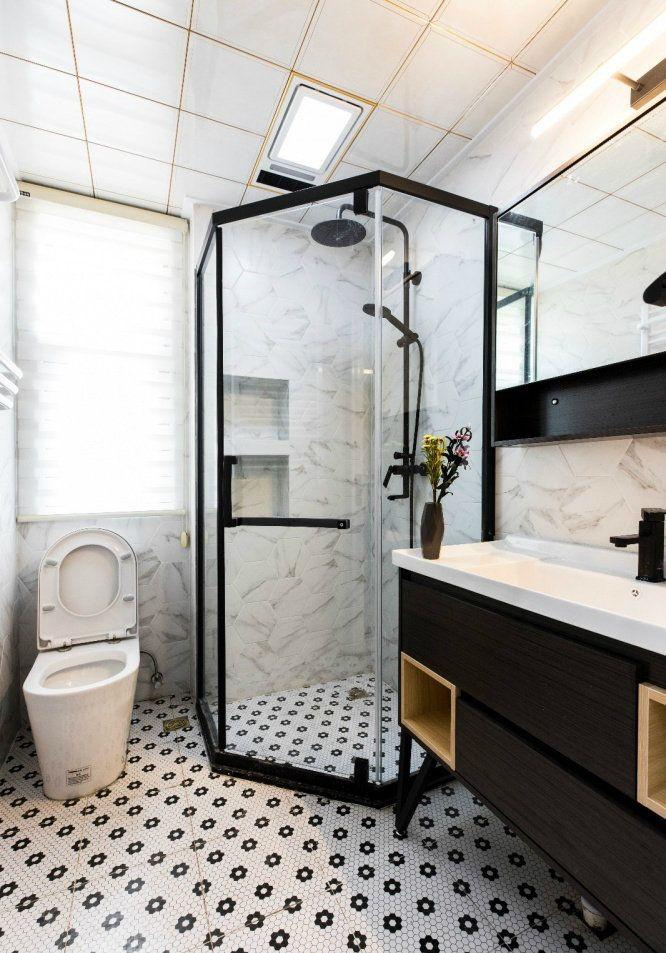 项目案例【佳天下装饰】90㎡清新北欧风三居室设计
