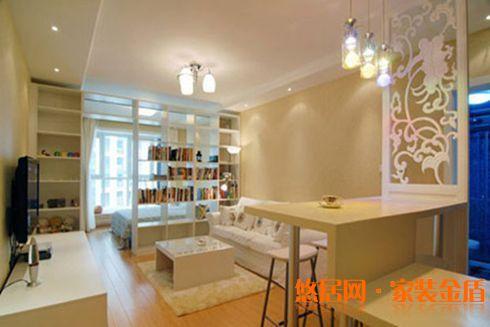 小户型卧室客厅一体隔断设计的好处有哪些