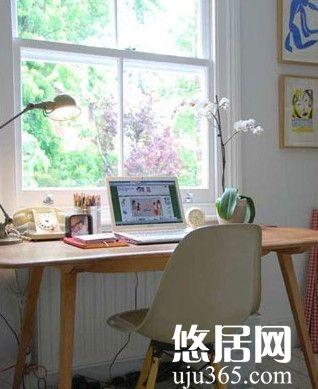 一平米家居小书房装修效果图