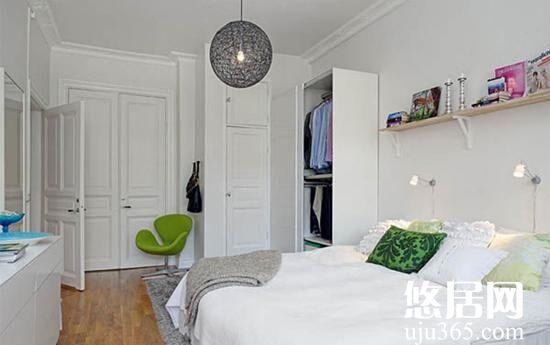 这样的小户型卧室装修设计