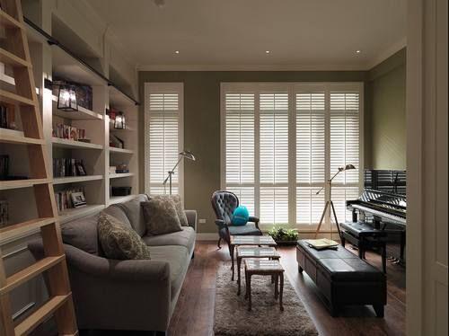 财信沙滨城市3室2厅1卫108㎡ 欧式风格 总价118800万